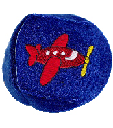 Patch Pal Eye Patch – Airplane (Left)