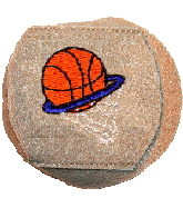 Patch Pals Eye Patch – Basketball (Left)