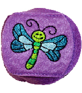 Patch Pals Eye Patch – Dragonfly (Right)