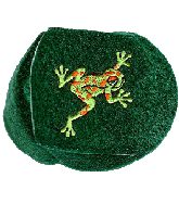 Patch Pals Eye Patch – Frog (Right)