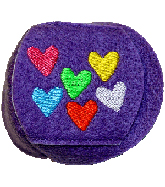 Patch Pals Eye Patch – Hearts (Right)