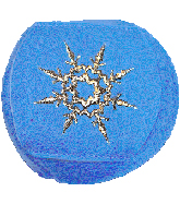 Patch Pals Eye Patch – Snowflake (Right)