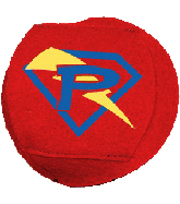 Patch Pals Eye Patch – Power Patch Red (Right)