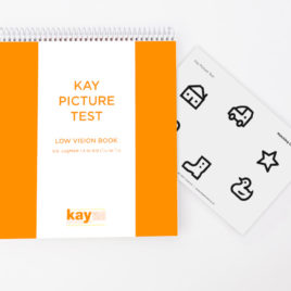 Kay Pictures Low Vision Test
