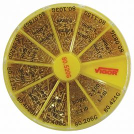 Inventory Wheel 770 screws/nuts