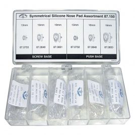 Nose Pad Kit, 150 pair