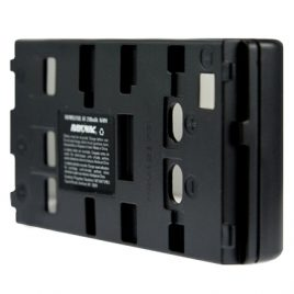Battery for Nikon Retinomax I/II K Plus 6V