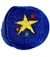 Patch Pal Eye Patch – Stars Yellow (Left)