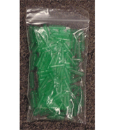 Vented Instrument Guards, 2.8 mm, green