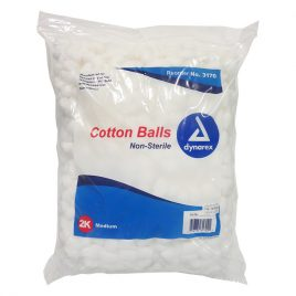 Cotton Balls, medium  2000/pkg