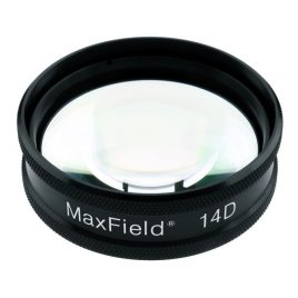 MaxField 14D, Aspheric Glass Lens