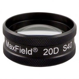 MaxField 20D, Aspheric Glass Lens (small)
