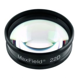 MaxField 22D, Aspheric Glass Lens
