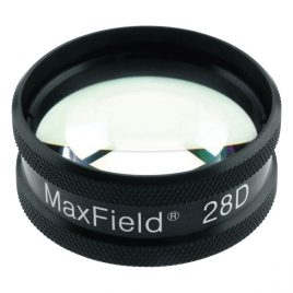 MaxField 28D Glass Aspheric Lens – Ocular Instruments