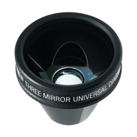 NMR 3-Mirror Universal Small Fissure Laser Lens