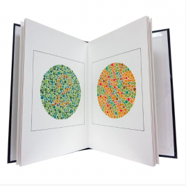 Ishihara Color Vision Test – 14 plates