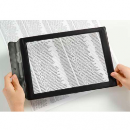 Frame Page Magnifier
