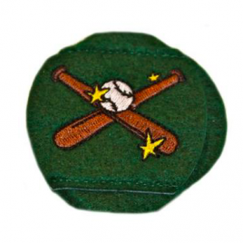 Baseball Patch Pal