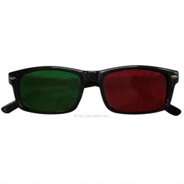 Red-Green Glasses