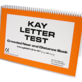 Kay Letter Near and Distance Test