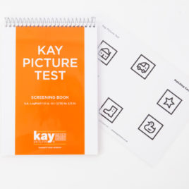 Kay Picture Test, Screening Book