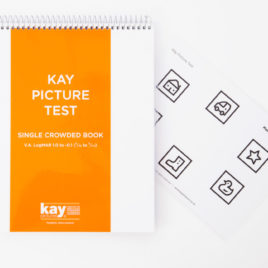 Kay Pictures Single Crowded Book