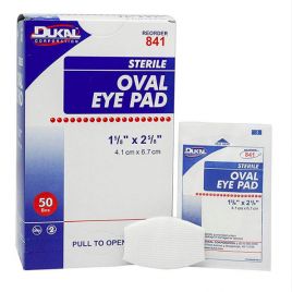 Eye Pads, 50/box