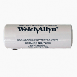 Battery for Welch Allyn Ophthalmoscope Handle  3.5V