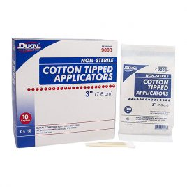 Cotton-tipped Applicators, Non-Sterile