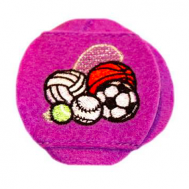 Multi Sport Purple Patch Pal