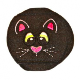 Black Cat Patch Pal