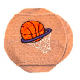 Basketball Patch Pal