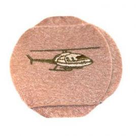 Helicopter Patch Pal