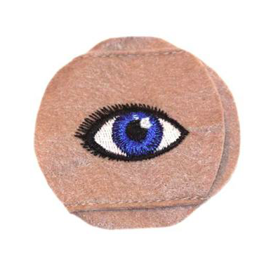Blue Eye Patch
