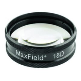 MaxField 18D, Aspheric Glass Lens