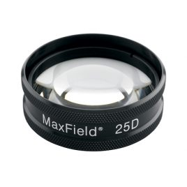 MaxField 25D, Aspheric Glass Lens