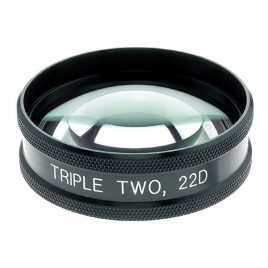 MaxLight 22D, Aspheric Acrylic Lens – Triple Two Panfundus