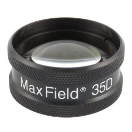 MaxField 35D, Aspheric Glass Lens