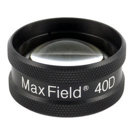 MaxField 40D, Aspheric Glass Lens