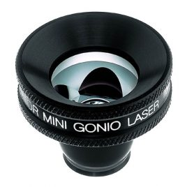 4-Mirror Mini Gonio Lens with Large Ring